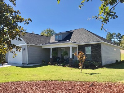 Aiken County Single Family Home For Sale: 661 Summer Lakes Drive