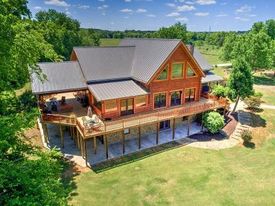 Edgefield County Single Family Home For Sale: 152 Meeting Street Rd