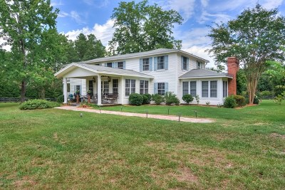 Aiken County Single Family Home For Sale: 148 Wire Road