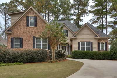 Aiken County Single Family Home For Sale: 148 White Cedar Way