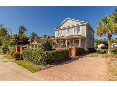 Aiken County Single Family Home For Sale: 327 Chesterfield Street S