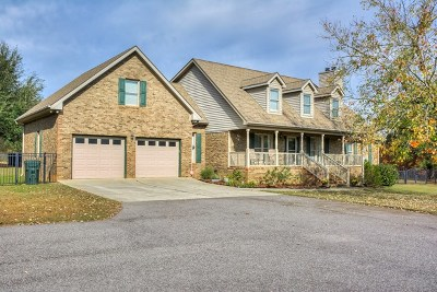 Aiken Single Family Home For Sale: 2105 Wesson Drive