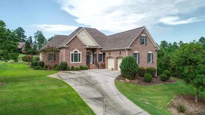 Aiken Single Family Home For Sale: 392 West Pleasant Colony Dr