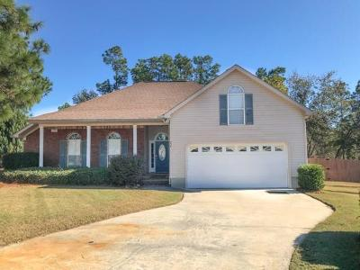 North Augusta Single Family Home For Sale: 238 Eagle Lake Road