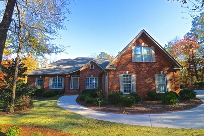 Aiken County Single Family Home For Sale: 300 Walton Heath Way