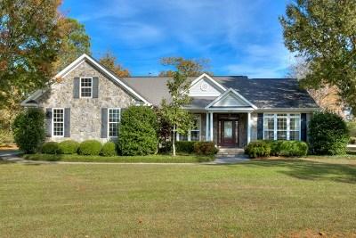 Aiken County Single Family Home For Sale: 1802 Cedar Meadows Road