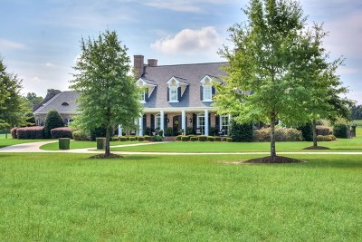 Aiken County Single Family Home For Sale: 503 Chime Bell Church Road