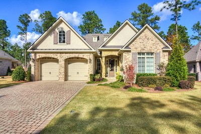 Aiken Single Family Home For Sale: 166 Highland Reserve Court