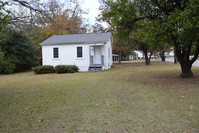 North Augusta Single Family Home For Sale: 904 Laurens Street