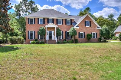 Aiken Single Family Home For Sale: 126 Balsam Ln