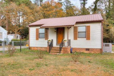 North Augusta Single Family Home For Sale: 624 Seymour Drive