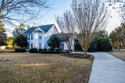 Aiken County Single Family Home For Sale: 323 Hopeland Farm Drive