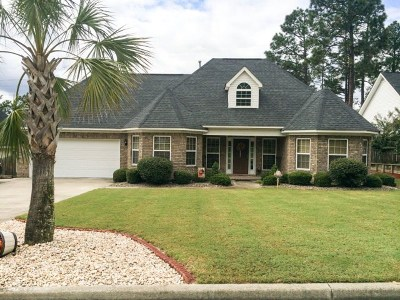 North Augusta Single Family Home For Sale: 214 Swallow Lake