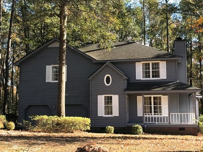 North Augusta Single Family Home For Sale: 1954 Bolin Road