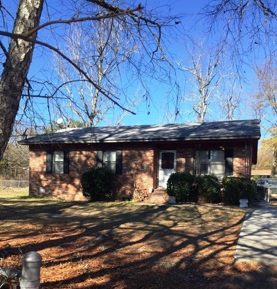 Edgefield County Single Family Home For Sale: 10 Sandra Drive