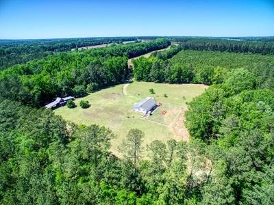 Edgefield County Single Family Home For Sale: 58 Buck Run Rd