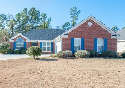 Edgefield County Single Family Home For Sale: 175 Mill Stone Lane