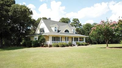 Aiken Single Family Home For Sale: 2049 Gray Mare Hollow Road