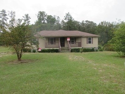 Edgefield County Single Family Home For Sale: 33 Butler Rd