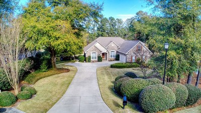 Aiken Single Family Home For Sale: 73 Lyndhurst Court