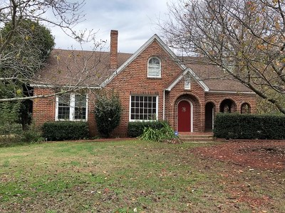 Edgefield County Single Family Home For Sale: 423 Columbia