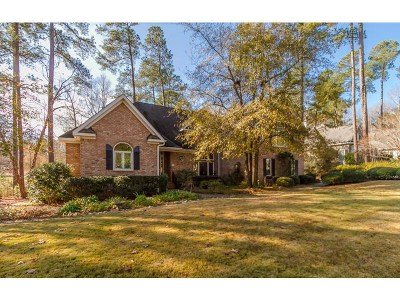 Aiken Single Family Home For Sale: 114 Scarlet Oak Place