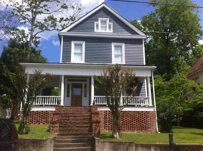 North Augusta Single Family Home For Sale: 915 West Ave
