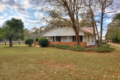 Aiken County Single Family Home For Sale: 745 Two Notch Rd SE