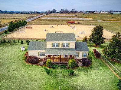Aiken County Single Family Home For Sale: 4069 Wagener Road