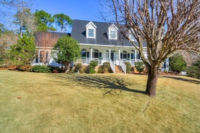 Aiken Single Family Home For Sale: 406 Old Thicket Place