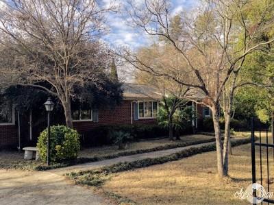 Aiken Single Family Home For Sale: 108 Redds Branch Road