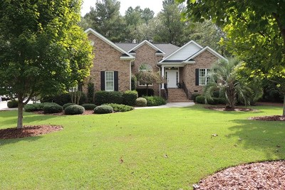 Aiken Single Family Home For Sale: 203 Winged Elm Circle