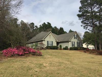 Aiken County Single Family Home For Sale: 101 Tall Pine Dr
