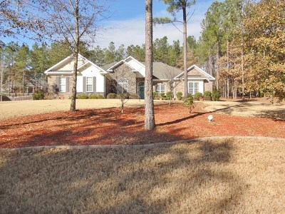 Aiken County Single Family Home For Sale: 188 Bellingham Drive