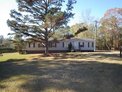 Aiken Single Family Home For Sale: 2205 Chukker Creek Road
