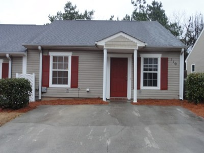 Aiken Single Family Home For Sale: 110 Doubletree Lane