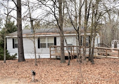 Aiken County Single Family Home For Sale: 1511 Coleman Bridge Rd