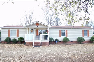 Aiken County Single Family Home For Sale: 288 River Bend Dr