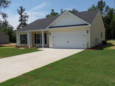 Aiken County Single Family Home For Sale: Lot 12 Lacebark Pine Way