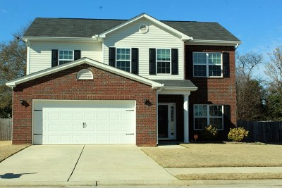 Aiken Single Family Home For Sale: 580 Grandiflora Cir