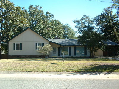 Aiken Single Family Home For Sale: 620 Oriole St