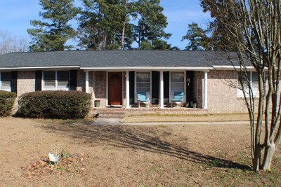 North Augusta Single Family Home For Sale: 623 Victoria Dr