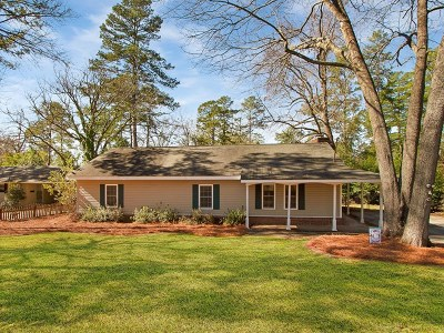 North Augusta Single Family Home For Sale: 1208 Crestview Avenue