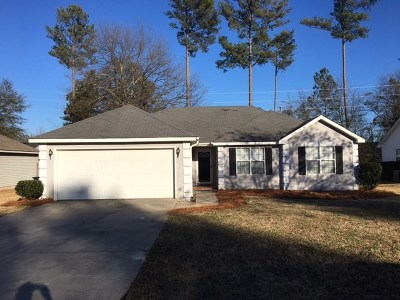 North Augusta Single Family Home For Sale: 454 Old Walnut Br