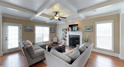 North Augusta Single Family Home For Sale: 473 Cooper Mill Road