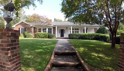 Aiken Single Family Home For Sale: 220 Trafalgar St. SW