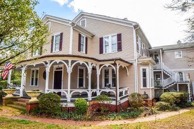 Aiken Single Family Home For Sale: 207 Colleton