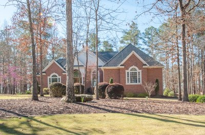 North Augusta Single Family Home For Sale: 1049 Longstreet Place
