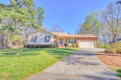 North Augusta Single Family Home For Sale: 6 Foxhil