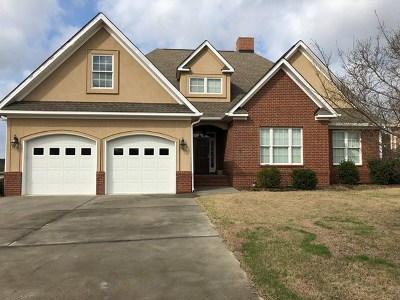 North Augusta Single Family Home For Sale: 140 Fitzsimmons Drive